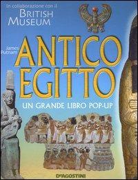 Antico Egitto. Un grande libro pop up