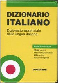 Dizionario italiano. Dizionario essenziale della lingua italiana