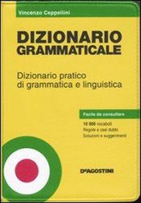 Dizionario grammaticale. Dizionario pratico di grammatica e lingui..