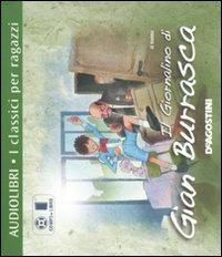 Image of Il giornalino di Gian Burrasca letto da Silvano Piccardi. Con CD A..