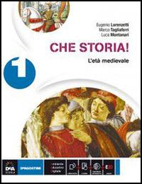 Image of (NUOVO o USATO) Che storia! Storia antica-Atlante geo-storia-Citta..