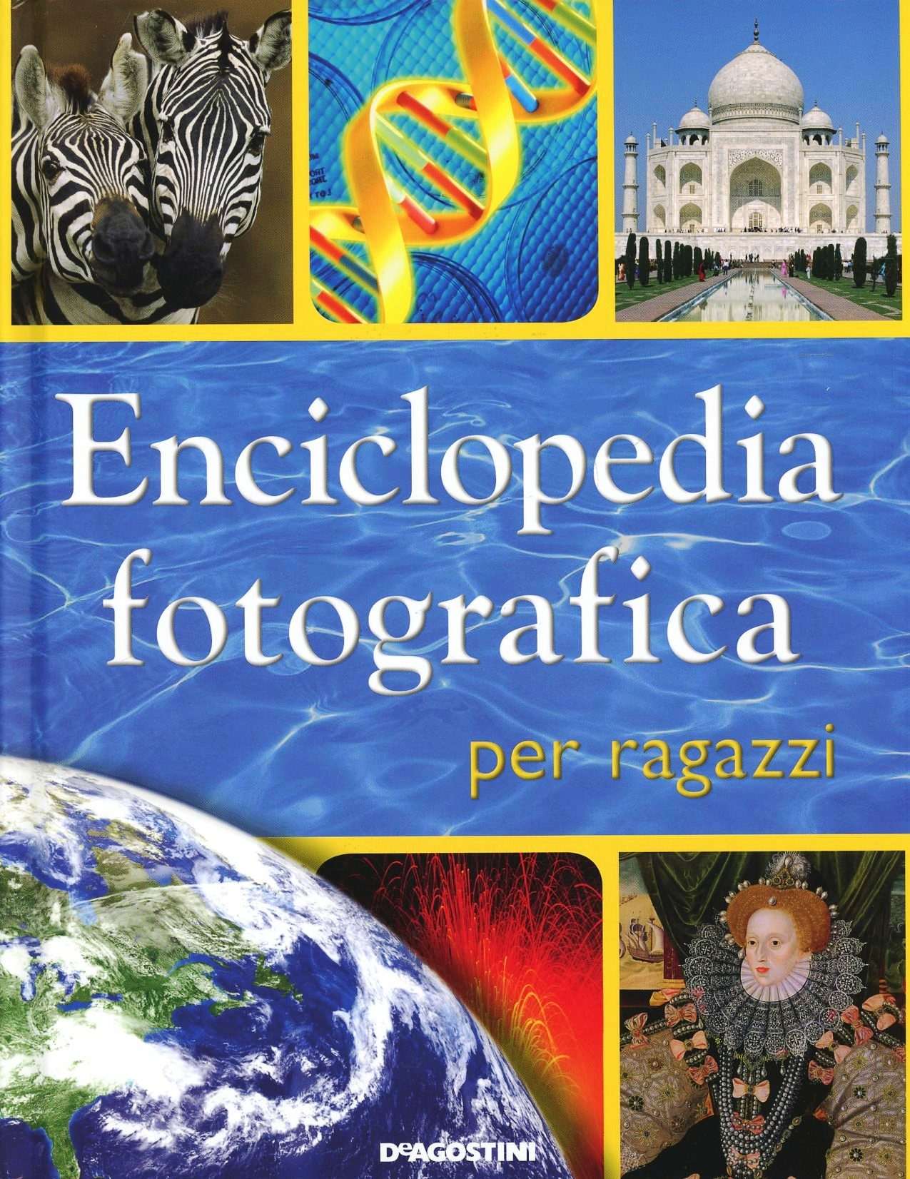 (NUOVO o USATO) Enciclopedia fotografica per ragazzi