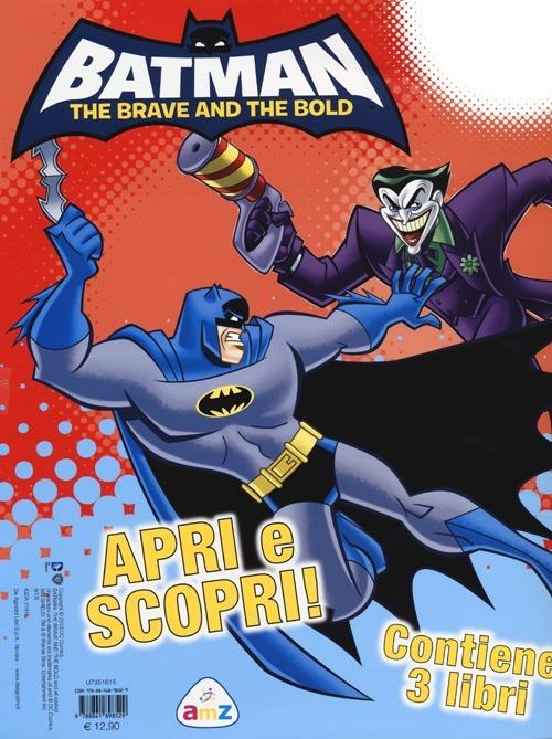 Batman. The brave and the bold: Colora & gioca Gioca & colora Una ..