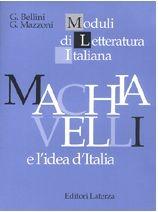 Image of (NUOVO o USATO) Machiavelli e l'idea d'Italia. Per il triennio
