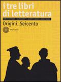Image of I tre libri di letteratura. Con antologia della Divina Commedia. C..