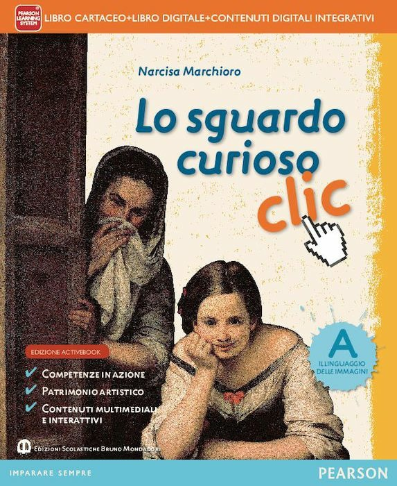 Image of Sguardo curioso clic. Vol. A-BLIM. Per la Scuola media. Con e-book..