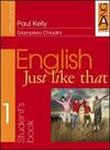 English just like that. Student's Book-Orientation Book. Vol. 1