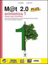 M@t 2.0 plus. Con e-book. Vol. 1