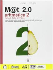 M@t 2.0 plus. Con DVD-ROM. Con e-book. Con espansione online. Vol. 2