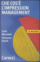 Che cos'è l'impression management
