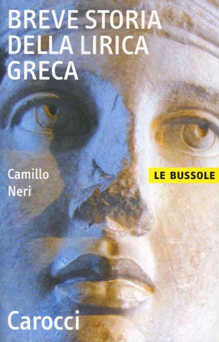Breve storia della lirica greca