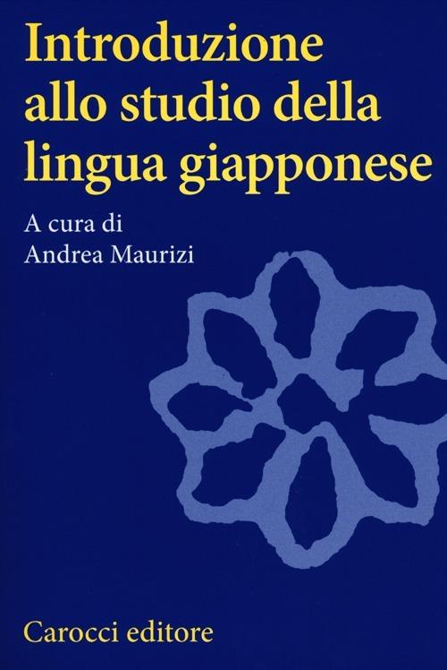 Introduzione allo studio della lingua giapponese