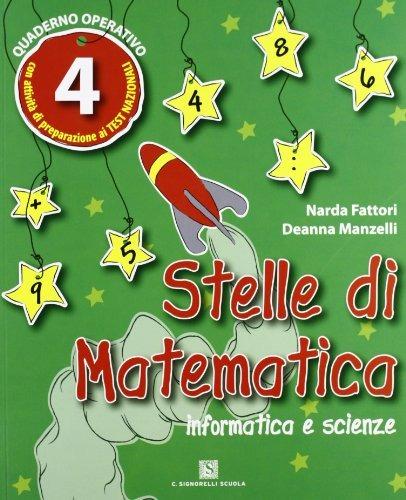 Image of Stelle di matematica. Per la 4ª classe elementare