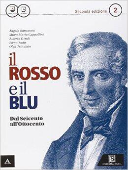 IL ROSSO E IL BLU - VOL.1 +ANTOL. DC.+ INVALSI - Libreria ...