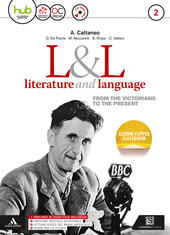 L&L. Literature & language. Con e-book. Con espansione online. Con CD-Audio. Vol. 2
