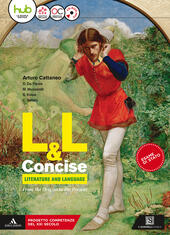 L&L concise. Literature and language. Vol. unico. Con Mapping literature e Towards the exam. Per il triennio dei Licei. Con ebook. Con espansione online. Con CD-ROM