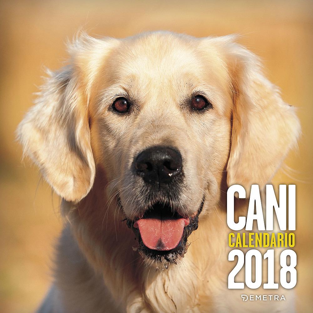 Image of Cani. Calendario 2018