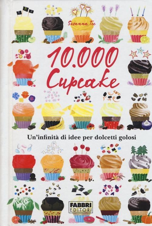 (NUOVO o USATO) 10.000 cupcake