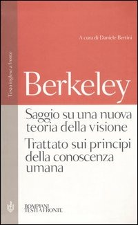Saggio su una nuova teoria della visione Trattato sui principi del..