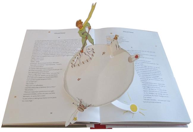Il Piccolo Principe. Il Grande Libro Pop-up. Ediz