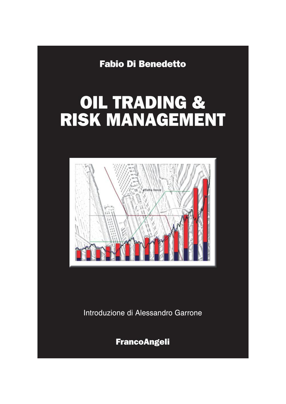 Oil trading & risk management