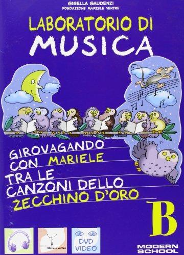 Image of Laboratorio di musica. Per la Scuola elementare. Vol. 2