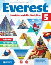 Everest matematica e scienze. Con e-book. Con espansione online. Vol. 5