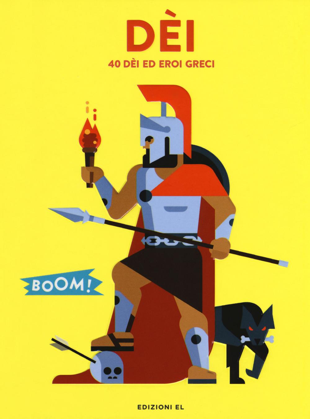 Dei. 40 dei ed eroi greci