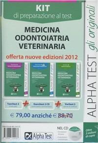 Image of Medicina, odontoiatria, veterinaria. Kit di preparazione al test (..