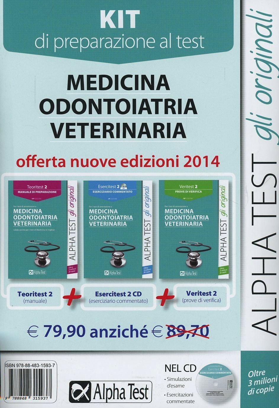 Image of (NUOVO o USATO) Medicina, odontoiatria, veterinaria. Kit di prepar..