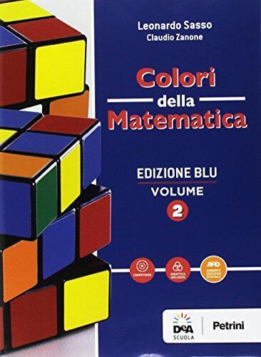 MATEMATICA A COLORI (LA) EDIZIONE AZZURRA VOLUME 1 + EBOOK