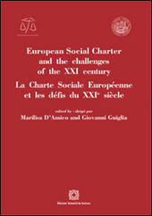 European social charter and the challenges of the XXI century  Libro - Libraccio.it