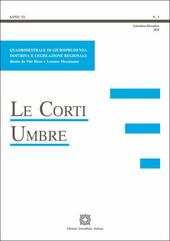 Le corti umbre (2018). Vol. 3  Libro - Libraccio.it