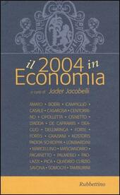 Il 2004 in Economia  Libro - Libraccio.it