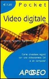 Video digitale pocket