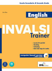 English INVALSI Trainer. Con CD-Audio formato MP3
