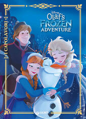 Olaf's Frozen adventure  Libro - Libraccio.it