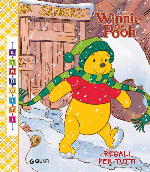 cd03f8d70a Winnie the Pooh. Regali per tutti. Librotti Libro - Libraccio.it