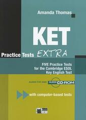 KET practice tests. Con CD Audio