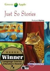 Just So Stories + Cdrom Ga