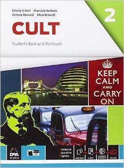 Image of Cult. Student's book-Workbook. Per le Scuole superiori. Con e-book..