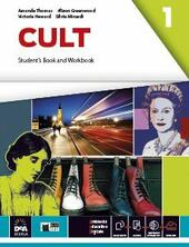 Cult. Student's book-Workbook. Con Cult extra. Con DVD. Con e-book. Vol. 1