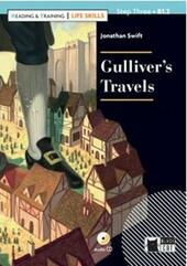 Gulliver's travels. Con App. Con CD-Audio