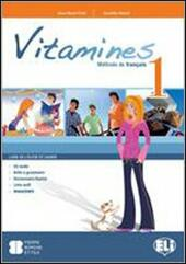 Vitamines version «multi». Con CD Audio. Con CD-ROM. Vol. 1  - A. M. Crimi, D. Hatuel, D. Blondel Libro - Libraccio.it