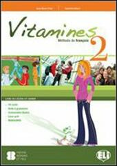 Vitamines version «plus» e «base». Con CD Audio. Con espansione online. Vol. 2