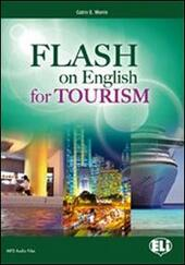 Flash on english for tourism. Con espansione online
