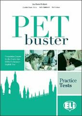 PET Buster. Test book. Con CD.