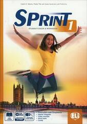 Sprint 1. Student's book-Workbook-Flip book. Con DVD. Con espansione online