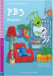 PB3 recycles. Con CD Audio