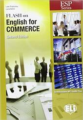 Flash on english for commerce. e professionali. Con espansione online